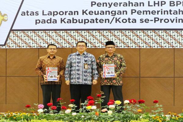 Laporan Keuangan Pemkot Bogor tahun 2017