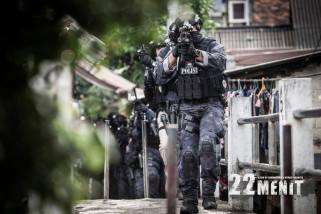 Wartawan: `22 menit` mendekati situasi nyata terorisme