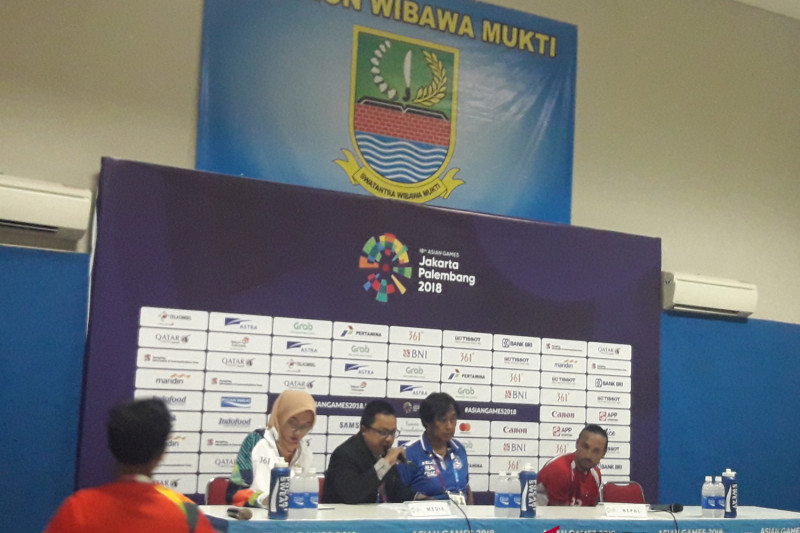 Pelatih: Peluang Nepal menipis di babak penyisihan