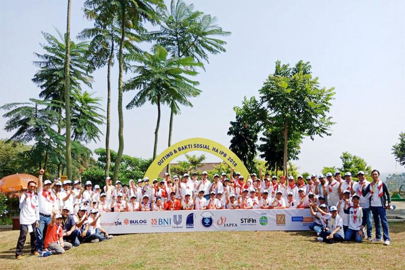 Himpunan Alumni IPB Perkuat Organisasi di Hari Kemerdekaan