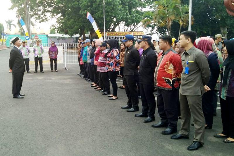 Biro Humas & Protokol Pemprov Lampung Mantapkan Persiapan HUT RI
