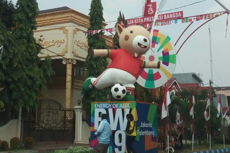 Perolehan medali kontigen Asian Games 2018