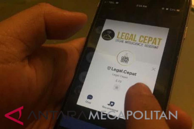 Praktisi hukum bangun Legal Cepat dengan teknologi