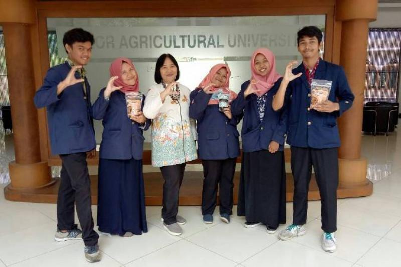 Mahasiswa IPB berdayakan masyarakat dengan lima jari