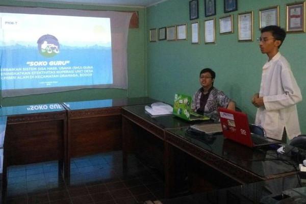 Mahasiswa IPB ciptakan aplikasi untuk tingkatkan Koperasi desa