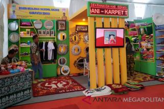 Produk IKM Bekasi laris terjual di Palembang