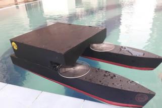 UI ciptakan kapal bagi pembudidaya ikan bandeng