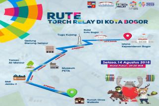 Warga Bogor, ayo sambut Asian Games 2018 !