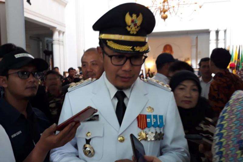 Wali Kota Sukabumi beberkan progam 100 hari kerja