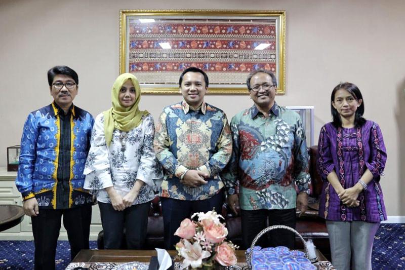 Gubernur Lampung Gelontorkan Rp65 Miliar Untuk Observatorium Astronomi Itera