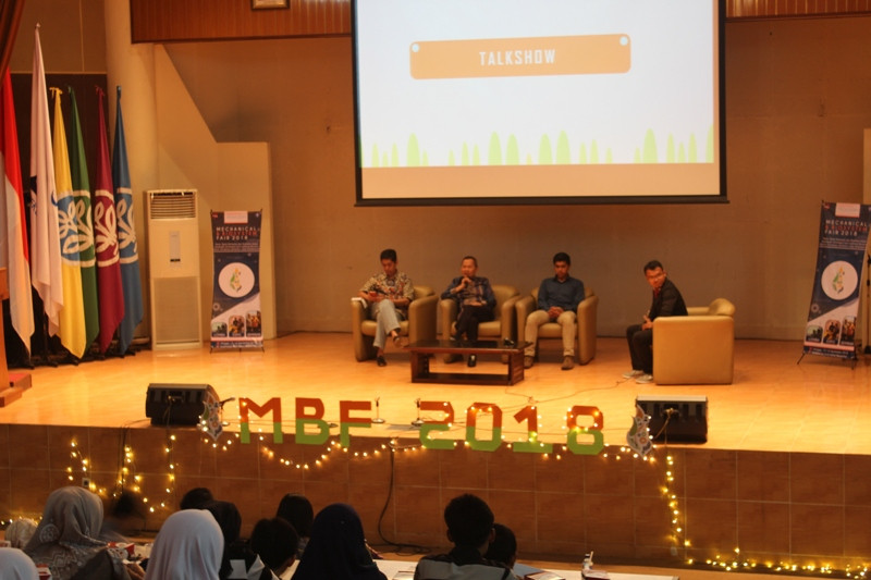 Siap Hadapi Era Industri 4.0, IPB Gelar Mechanical and Biosystem Fair 2018