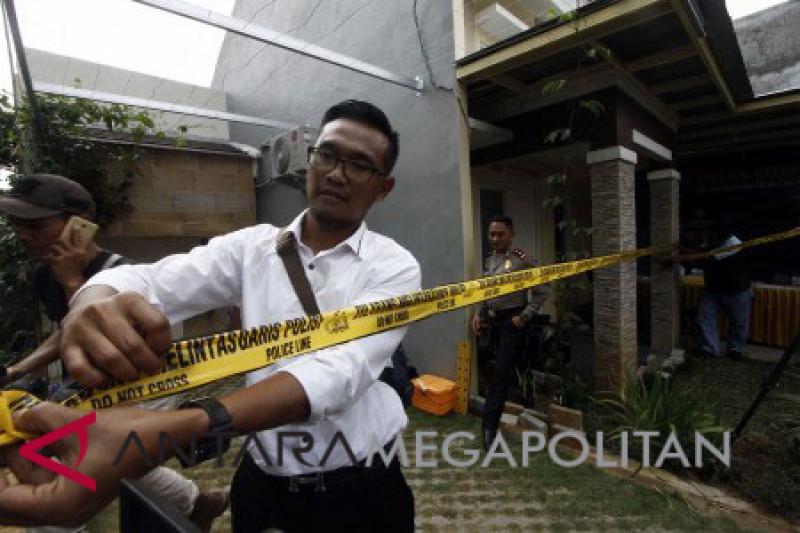 Rumah pembuat ekstasi di Bogor digerebek