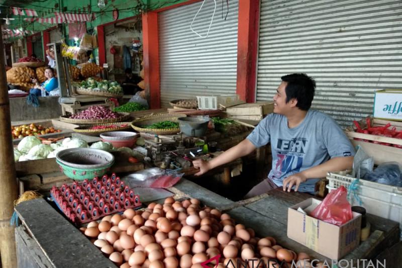 Harga pangan di Sukabumi relatif stabil