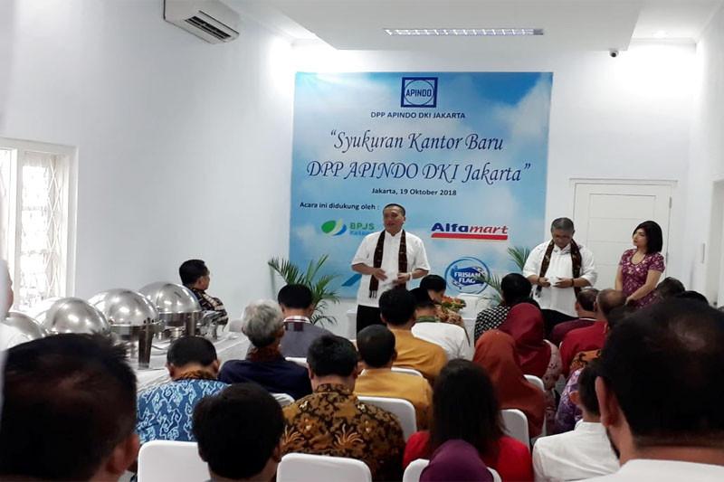 APINDO DKI Siap Majukan Perekonomian Jakarta dan Indonesia
