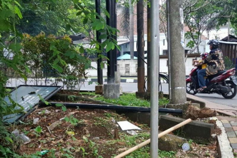 PCNU Bogor: Nahdliyin jangan terprovokasi perobohan papan nama