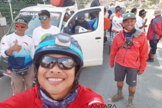 Keberuntungan Atlet Paralayang selamat dari gempa-tsunami Palu