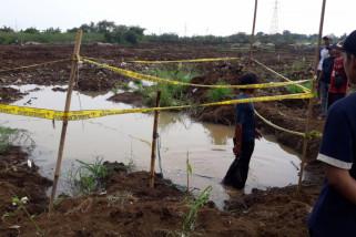 Lima anak tewas tenggelam di kubangan air proyek perumahaan