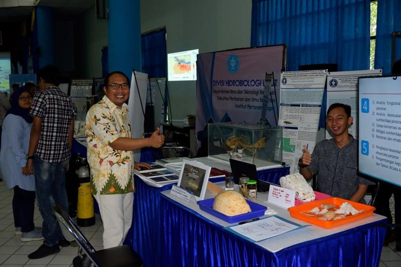 Seru! aneka inovasi perikanan dan kelautan dipamerkan oleh FPIK IPB
