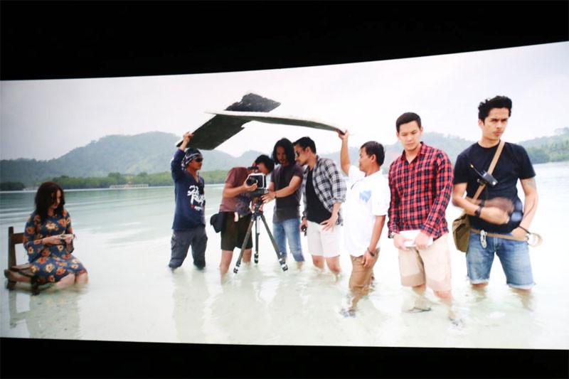 Pesona alam Lampung tampil di film