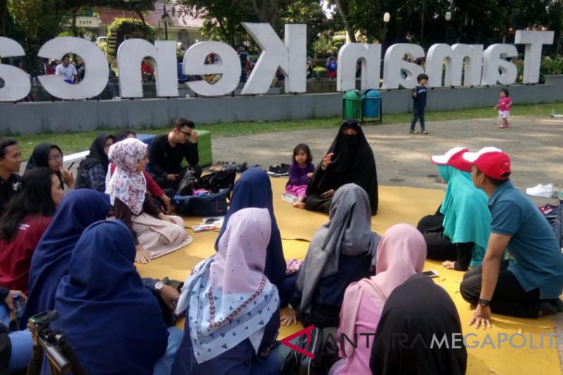 Komitmen kaum muda Bogor dukung pengendalian tembakau