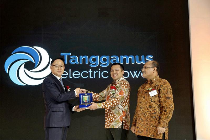Korea Apresiasi Gubernur Lampung Terkait Proyek PLTA Way Semangka