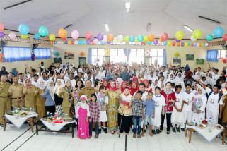 3.232 Anak se-Provinsi Lampung Menerima Tabungan Sosial Anak