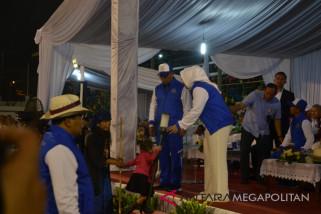 Gubernur Ridwan Kamil membuka Porpemda XIV Jabar