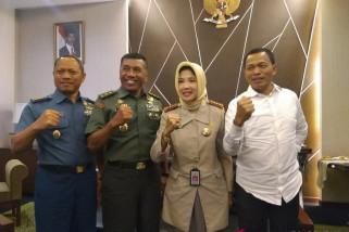 Barantan libatkan TNI-Polri awasi empat zona rawan