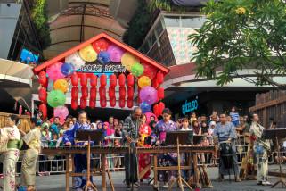 Parade Kebudayaan Jepang hibur warga Bekasi