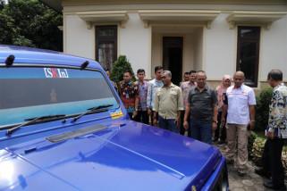 Lampung Tuan Rumah Jambore Nasional Komunitas Suzuki Katana Jimny
