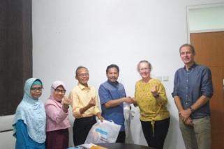 Van Hall Larenstein Belanda jajaki kerja sama dengan Sekolah Vokasi IPB