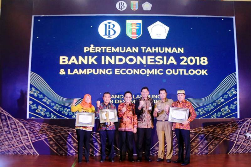 BI Apresiasi Kinerja TPID Lampung Dalam Pengendalian Inflasi