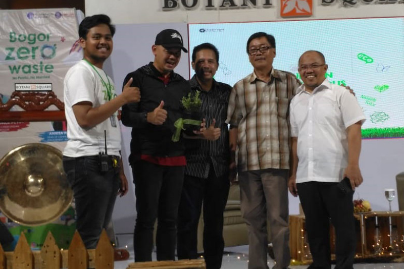 IPB dukung Bogor bebas plastik