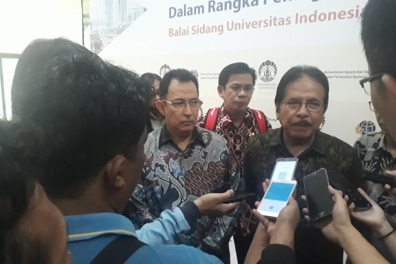 Menteri ATR/BPN dukung Depok kasus Pasar Kemirimuka