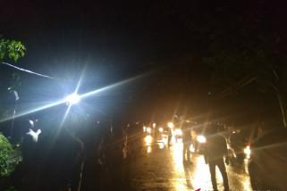 Ada pemadaman listrik di sebagian kawasan Kota Bekasi akibat hujan