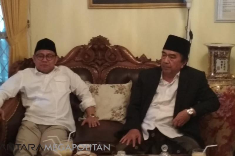 Muhaimin optimistis Jokowi-Ma
