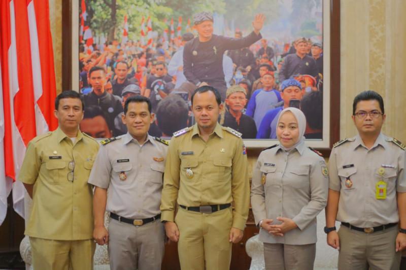 BPN Kota Bogor targetkan 65.000 bidang tanah bersertifikat