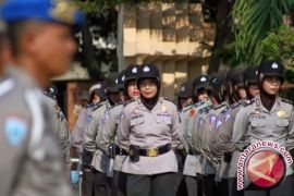 Polresta kerahkan 557 personel pengamanan Idul Adha