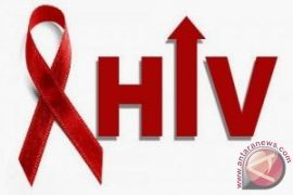 Seorang tersangka pasangan sejenis terindikasi HIV