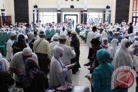 4.467 Calhaj Aceh bertolak ke Tanah Suci