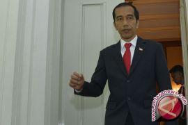 Presiden Jokowi janji bantu pembangunan Ponpes Darul Hikmah