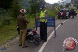 Sepuluh pelanggar lalu lintas ditilang di Sabang