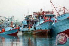 Delapan Kapal Nelayan Aceh Barat Ditangkap