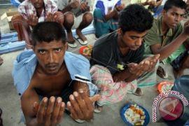 Imigran Rohingnya kabur dari Imigrasi Langsa