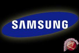 Samsung pamer layar dengan desain poni