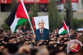 Rakyat Palestina Rayakan Pengibaran Bendera di PBB