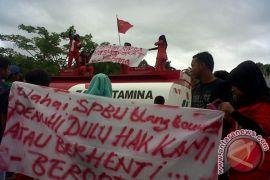 Mantan Karyawan SPBU Aceh Barat Tuntut Upah