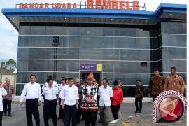 Kementerian Perhubungan siap perpanjang landasan Rembele