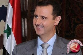 Trump akhiri operasi rahasia CIA dongkel Presiden Suriah
