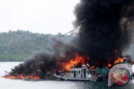KKP tangkap tiga kapal nelayan asing di Aceh